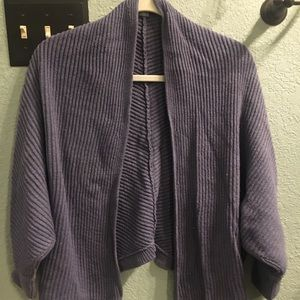 Flattering Old Navy cardigan sweater